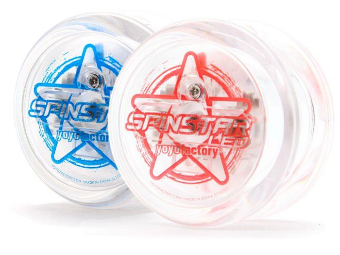 Spinstar LED lys yoyo