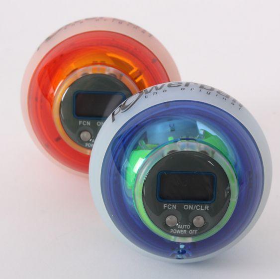 Powerball LED light med tæller