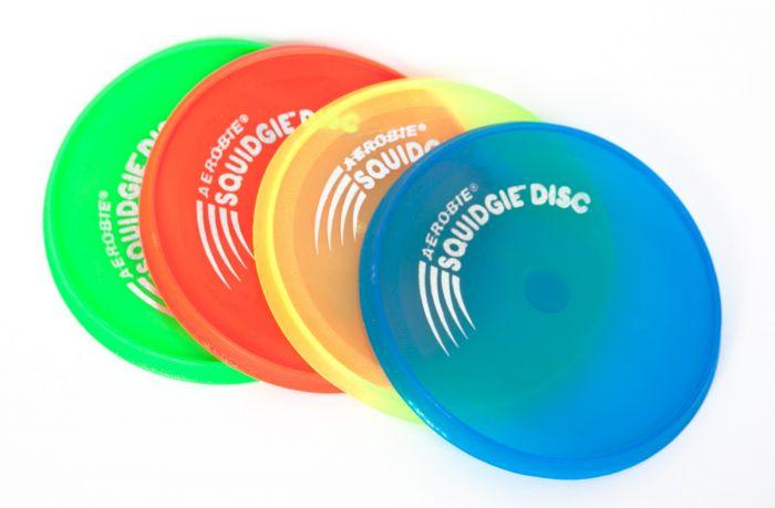 Aerobie Squidgie Disc, frisbee