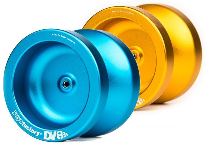 Yoyo - DV888 Alu spin